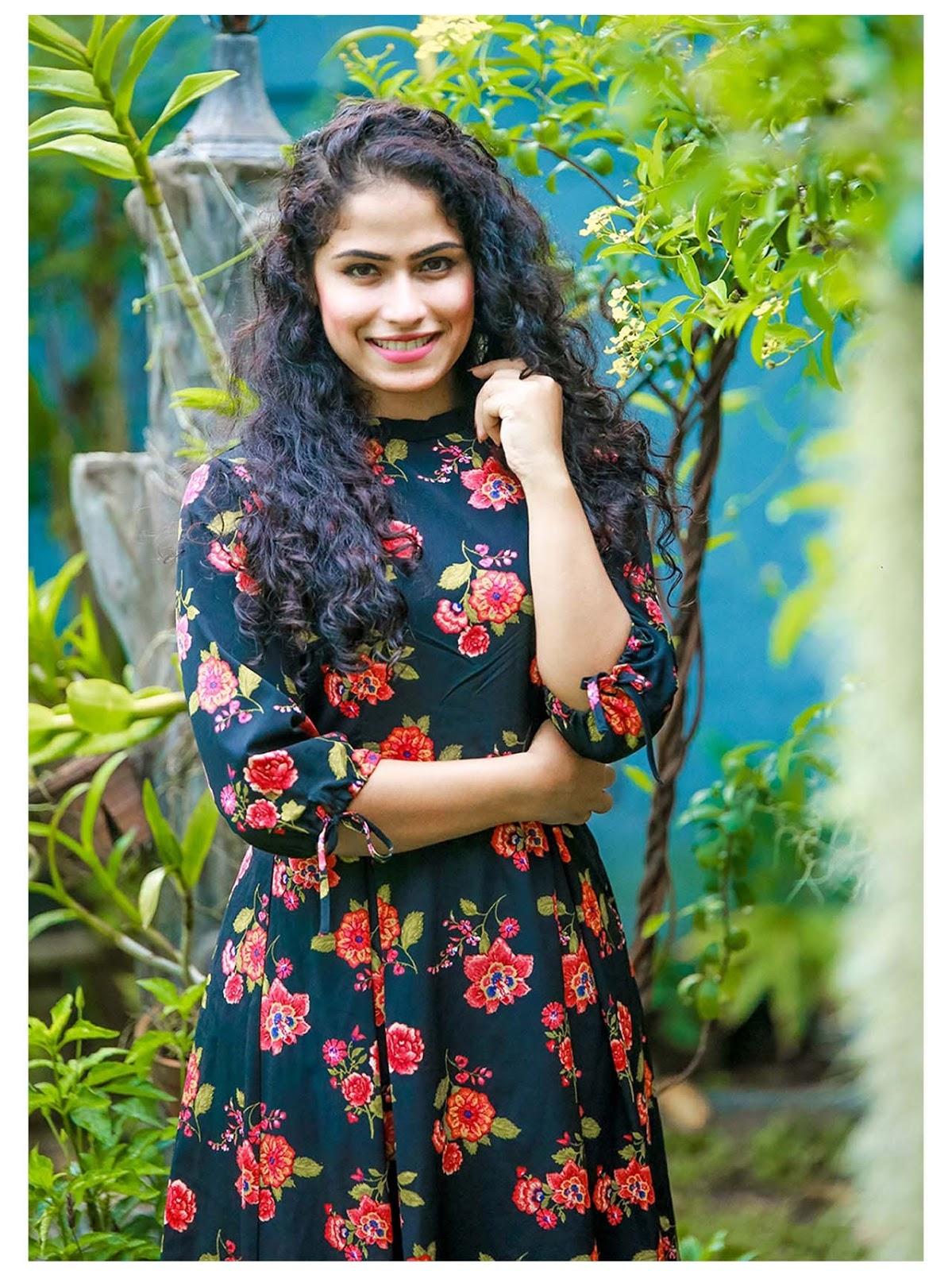 Sandani Fernando   Sri Lanka Upcoming Model   Cute girl