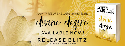 Divine Desire by Audrey Carlan Release Review + Giveaway