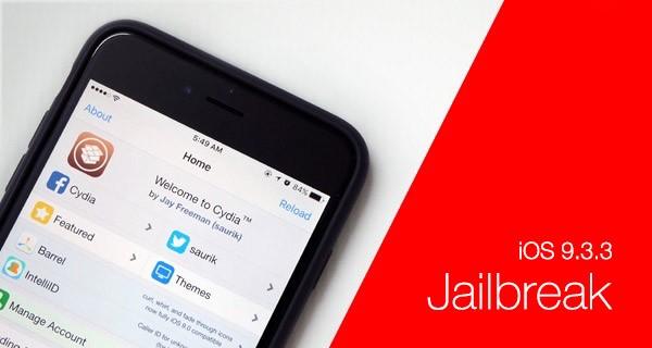 iOS 9.3.3 Pangu jailbreak