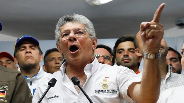 "Ramos Allup dejó claro que no se postuló a ninguna ""Prostituyente"""