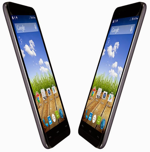 Micromax Canvas Fire 4 Smartphone with Lollipop 2015