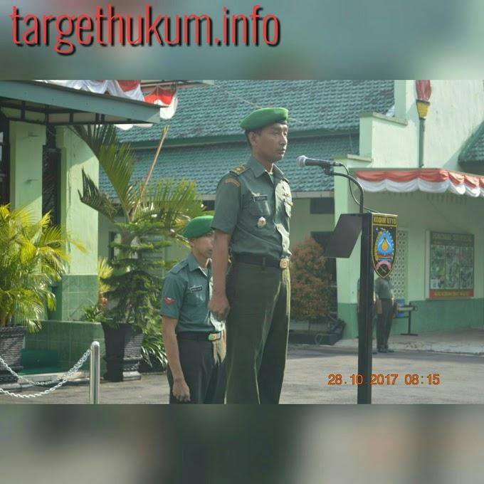 TNI AD Siap Membantu Keamanan NKRI Bersama Komponen Tokoh Daerah Kab. Pati Dalam Jiwa Sumpah Pemuda