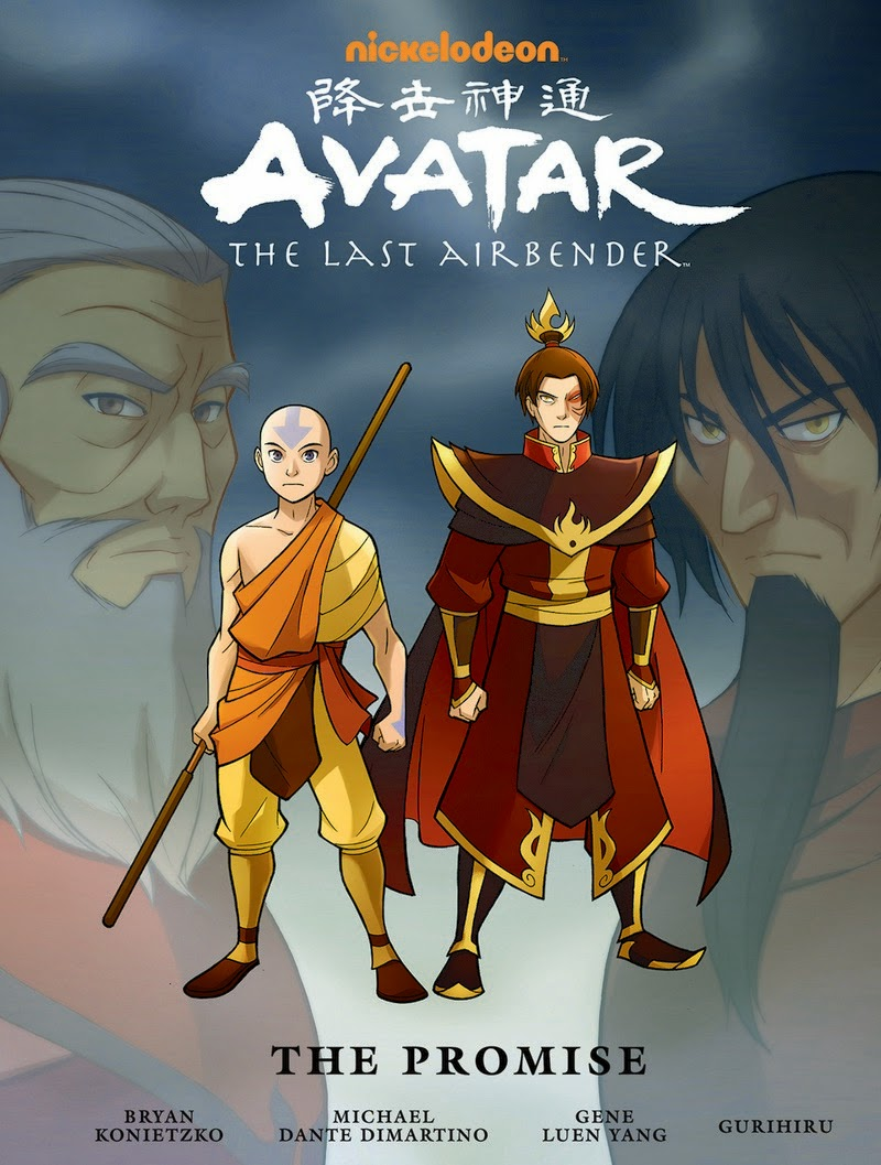 review avatar the promise and the search