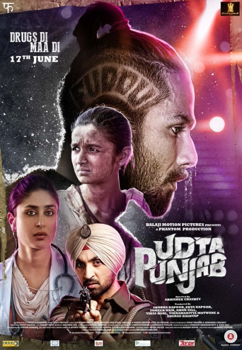 Udta Punjab (2016) Movie Poster