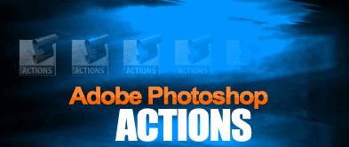 Photoshop Actions Vintage