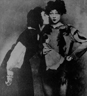 Josephine Hutchinson Eva Le Gallienne