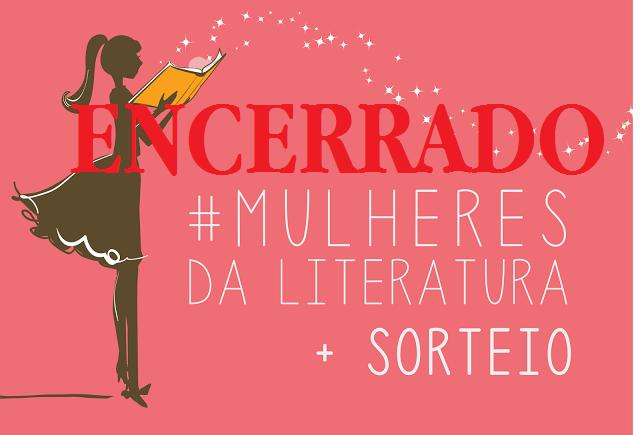 RESULTADO: Sorteio mês das #MulheresdaLiteratura