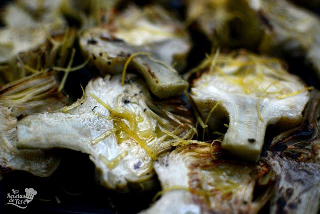 Alcachofas-a-la-plancha-con-sólido-de-aceite-de-oliva-05