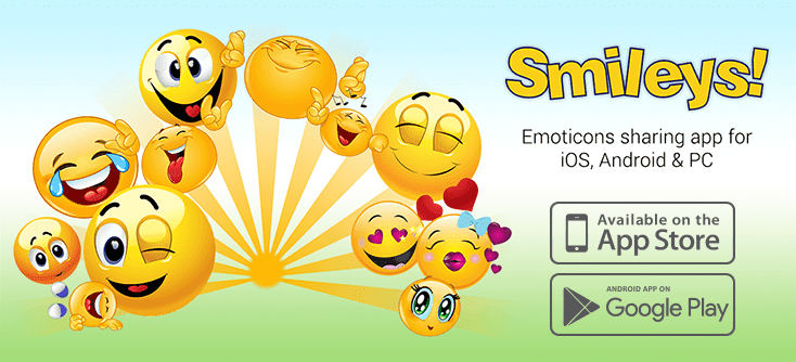 Download Emoticon App | Symbols & Emoticons