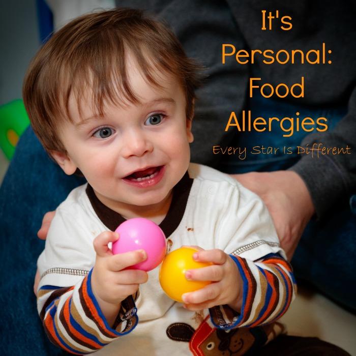 It's Personal: Food Allergies