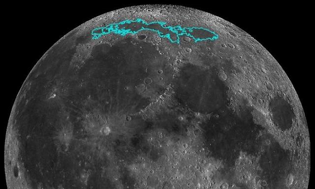 चंद्रमा के सिकुड़ने से वहां आ रहे हैं भूकंप | NATIONAL NEWS