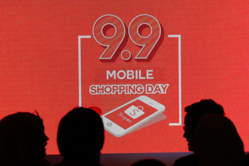 Shopee reveals GMV while initiating 9.9 Mobile Shopping