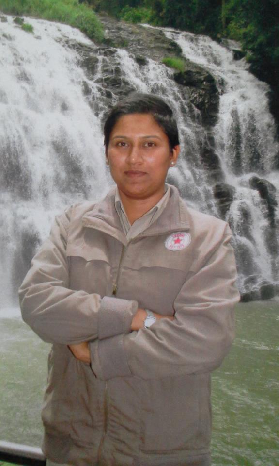 Anupama Shenoy Profile Wiki Husband Age And Family Details