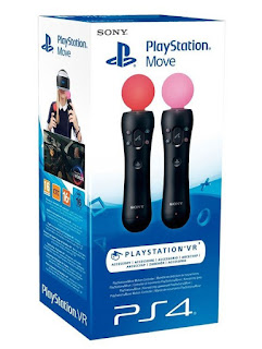 Playstation Vr Controles
