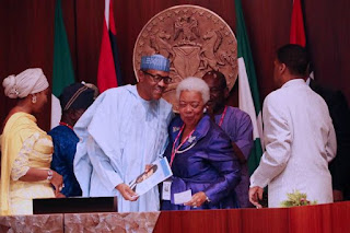 Family Of Late Martin Luther King Denies Giving Buhari A Merit Award