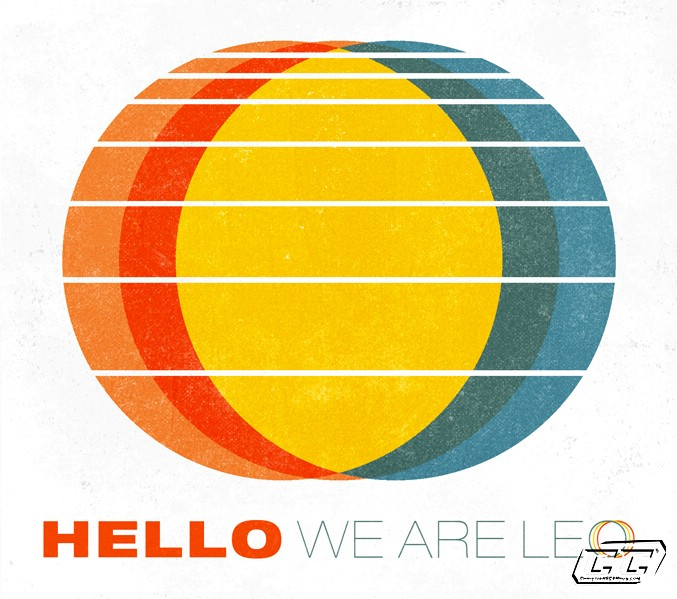 We Are Leo - Hello 2011 English Christian Album