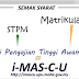 Semakan Syarat Kelayakan Akademik Ke IPTA Bagi Lepasan SPM dan STPM : i-MAS-C-U