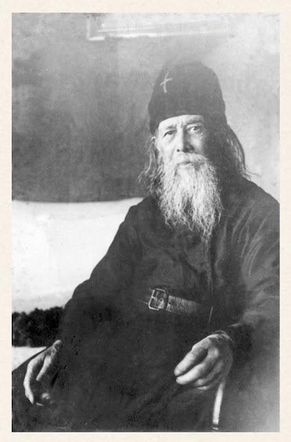 Преподобный Анатолий (Потапов). Краткое житие