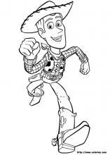 Desenhos Para Colorir E Imprimir Desenhos Toy Story Para Colorir