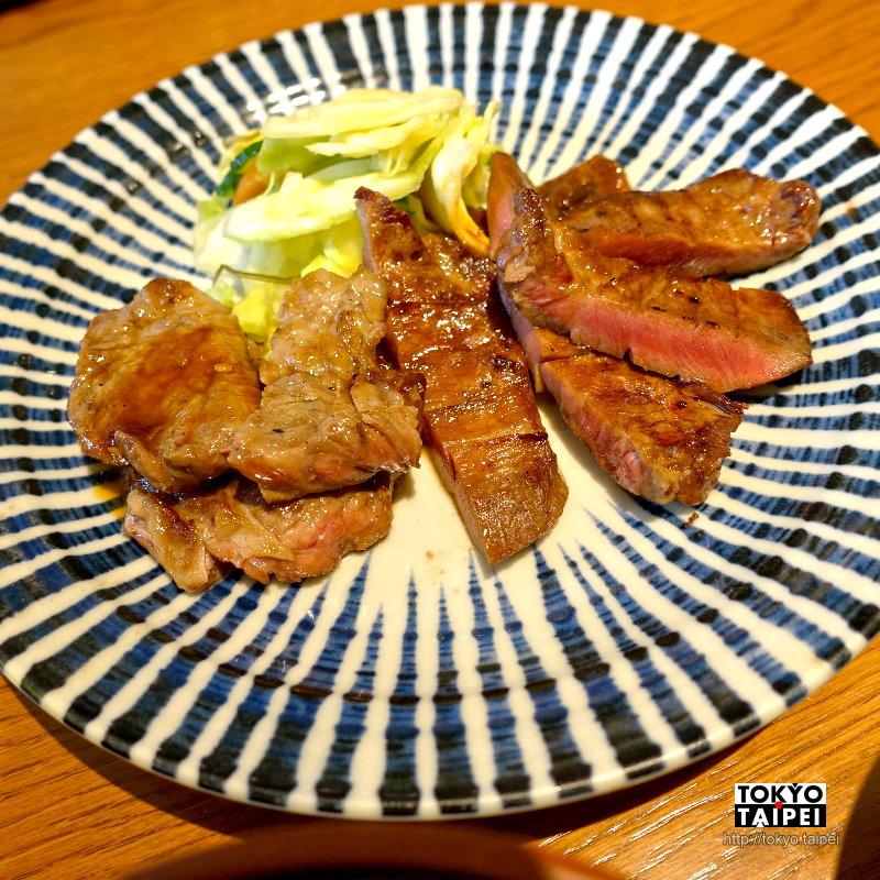【牛舌伊之助】在京都吃到的仙台名產 燒肉比牛舌好吃
