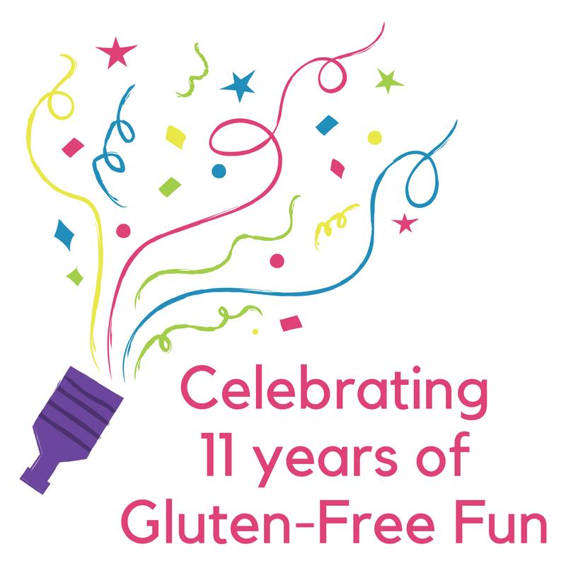 Celebrating 11 Years of Gluten-Free Fun.... : Gluten-Free ...