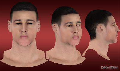 NBA 2K13 Klay Thompson Cyberface Mod