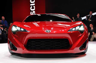 2017 scion frs news