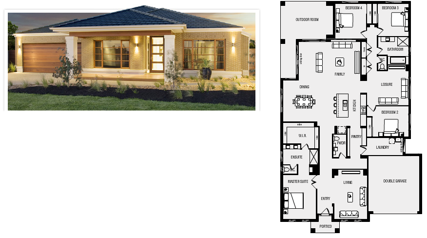 Planos casas modernas junio 2013 for Casa moderna gratis