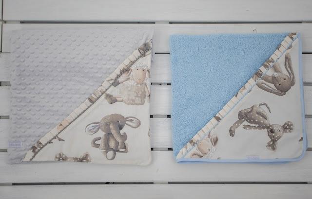 capa de baño animalitos