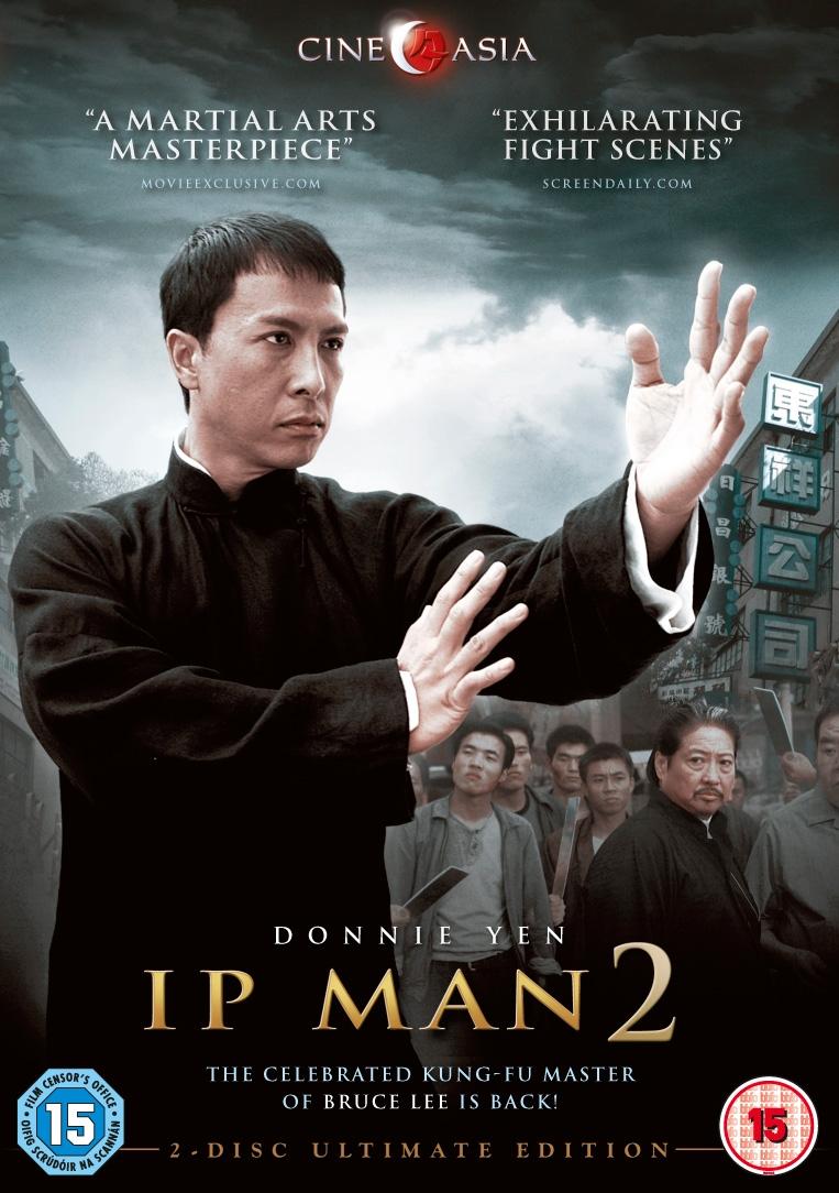 Film Action Terbaik - IP MAN (2010)