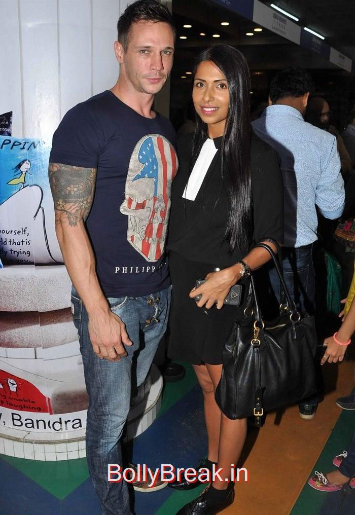 Candice Pinto, Madhuri Dixit Hot Pics at Leena Mogre's 'Total Fitness' Book Launch
