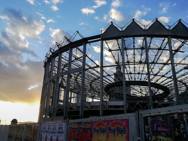 Rotunda, Warszawa, Centrum