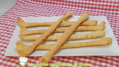 Cómo Hacer Palillos De Pan Crujientes Con Queso Y Orégano