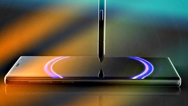 GALAXY NOTE 10 سيأتي بشاشة اكبر من ايفون XS MAX
