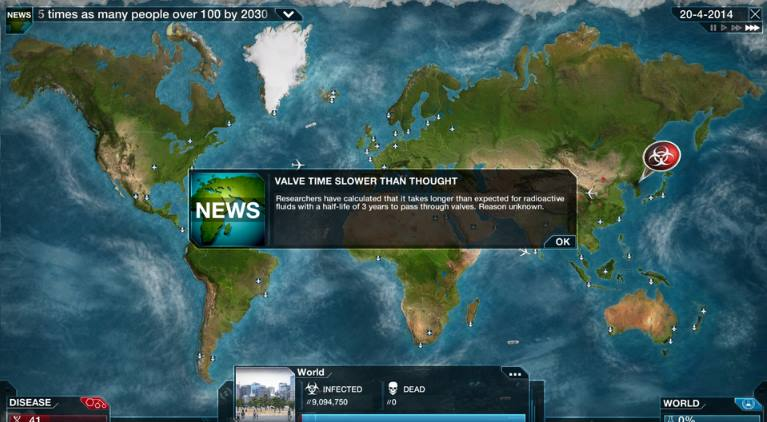 Plague Inc Evolved PC Full Español