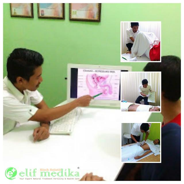 Terapi Holistik Reproduksi di Klinik Holistik Elif Medika