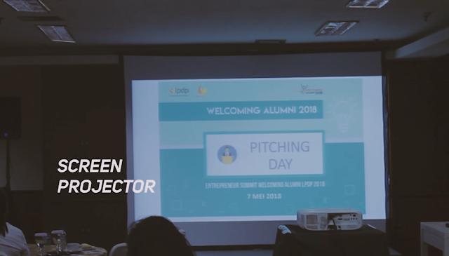 Sewa Proyektor dan Screen Projector Jakarta