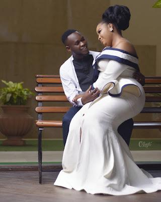 Nollywood director Okiki Afolayan and Abimbola Ogunnowo pre wedding photos and video