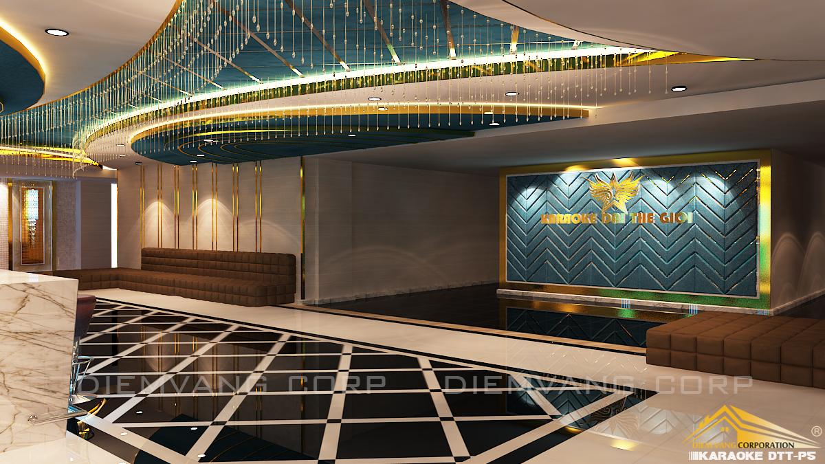 Thiết kế phòng karaoke 3D Ảnh Full chất lượng cao 58