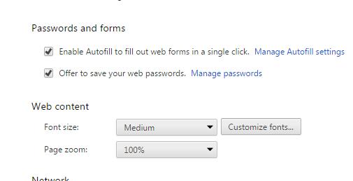Cara Mencari/Melihat Password Yang Tersimpan Di Dalam Google Chrome