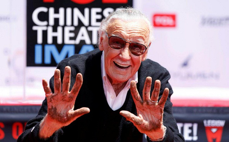Stan Lee, Tokoh Penting di Balik Para Superhero Marvel