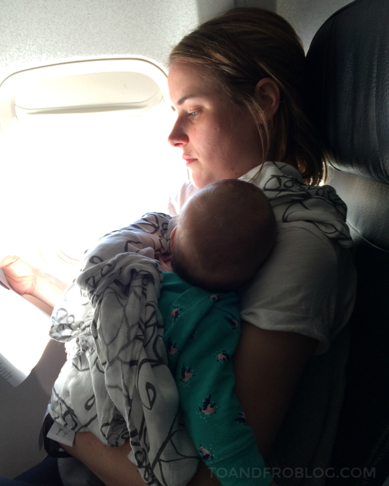 Tips for Flying with an Infant