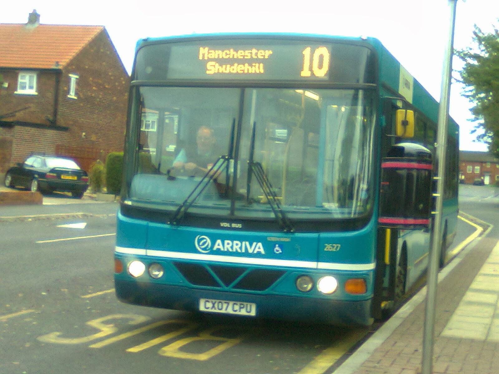 The 2002 Bus Blog Arriva Bolton Service Changes 27 10 13
