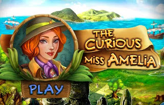 The Curious Miss Amelia Hidden Object Games