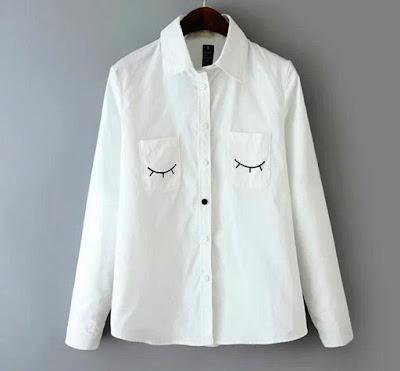 baju atasan modis