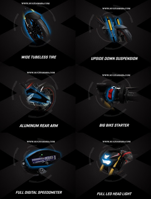 Yamaha Xabre - Dealer Resmi Yamaha Xabre - Kredit Motor Yamaha Xabre Daftar Harga Spesifikasi Yamaha Xabre - Harga Angsuran Yamaha Xabre