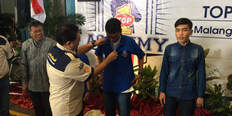 Lecut Wirausahan Muda Otomotif, TOP 1 Bangun Akademi di Malang
