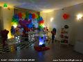 Pocoyo - tema de festa de aniversário infantil - decoração de mesa - mesa temática infantil