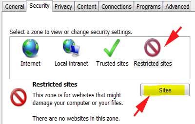 click Sites