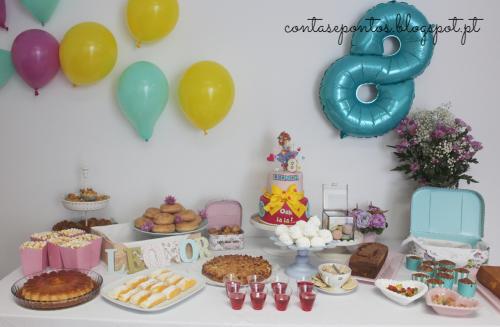 Fancy Nancy birthday party